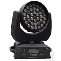 LIGHTING HT LED WASH 36*10W